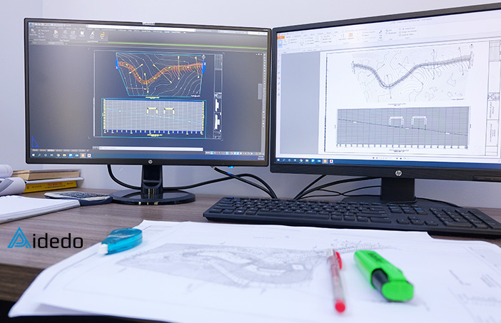 OUTSOURCING ROADWAY DESIGN AND DRAFTING