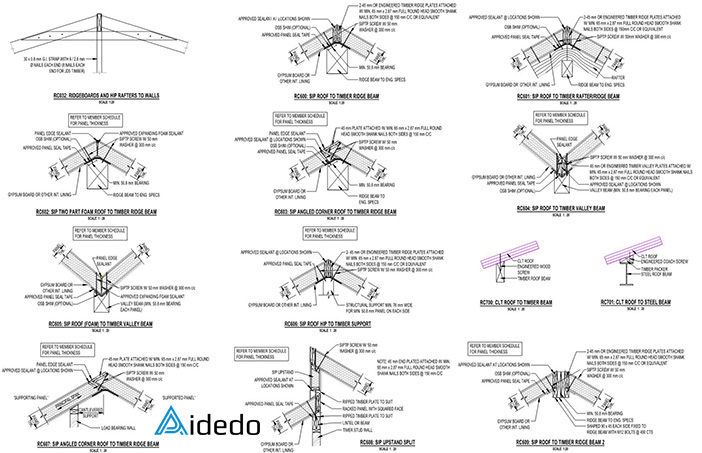 OUTSOURCING DETAILING DRAWING