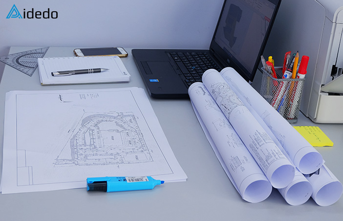 OUTSOURCING PARKING LOT DESIGN AND DRAFTING