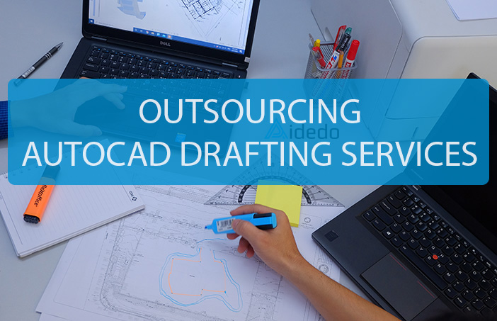 outsourcing autocad drafting service